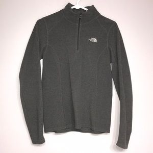 3/$25 Gray North Face Jacket size XS